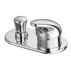 baignoire bain douche sur gorge thermostatique baignoire quadri achat vente ondyna qd14651. Black Bedroom Furniture Sets. Home Design Ideas