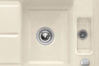 Panier vide-sauce transparent Villeroy & Boch pour évier EV6778