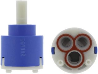 BLANCO Cartouche 40 mm HP KE, bleu, Haute pression