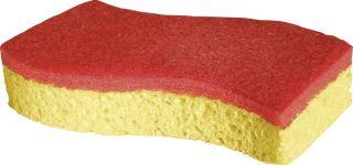 Spontex eponge rouge (2 pièces) PuraDur