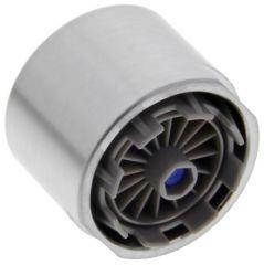 Diviseur de jet BP FI M22x1 SP22 chromé mat NF, Basse pression