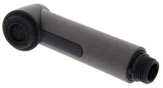 Douchette ACTIS-S HP alumétallic compléte NF, SILGRANIT®-Look, alumétallic, Haute pression