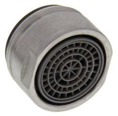 Régulateur de jet HP FE M24x1 SP22 acier inoxydable brossé aspect mat MZ, Haute pression