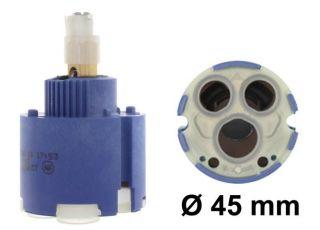 Cartouche HP ALKOR, NEPTUN-S GR, bleu, Haute pression