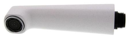 Douchette FELISA-S HP silgr. blanc cpl., SILGRANIT®-Look, blanc, Haute pression