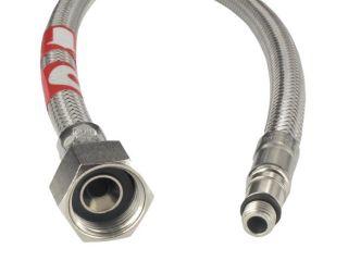 Flexible d'alimentation C intégré joint 90 cm M8x1 BL (NF)