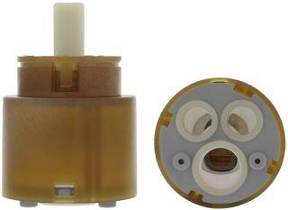 Cartouche HP ARCOS Ø= 45 mm NF, brun transparent, Haute pression