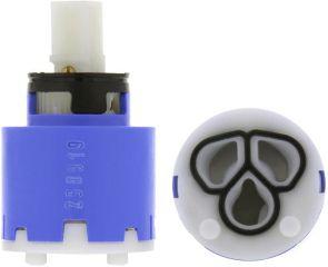Cartouche 35 mm HP NKB-35A KE, bleu, Haute pression