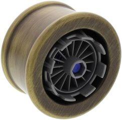 Rég. de jet VICUS asp.v.cuivre cpl., Haute pression