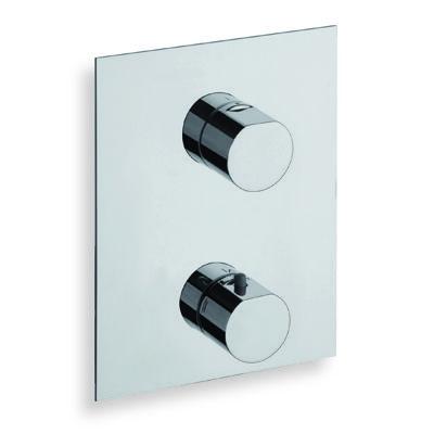robinets bains et douche douche encastree modul thermostatique 2 sorties achat vente ondyna. Black Bedroom Furniture Sets. Home Design Ideas