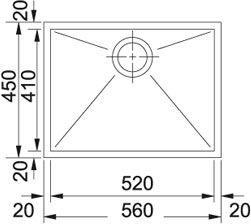 Planar  - PPX 110-52 Inox