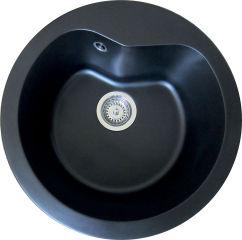 LUISINA - Naturalite - Eviers spéciaux - Evier spécial Luisina 1 bac coloris Noir