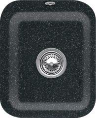Villeroy & Boch - Cisterna - Cuve sous-plan rectangulaire Villeroy & Boch 1 bac coloris Chromit